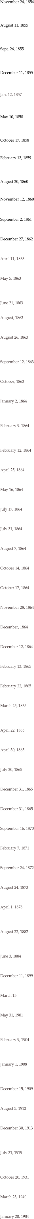 November 24, 1854